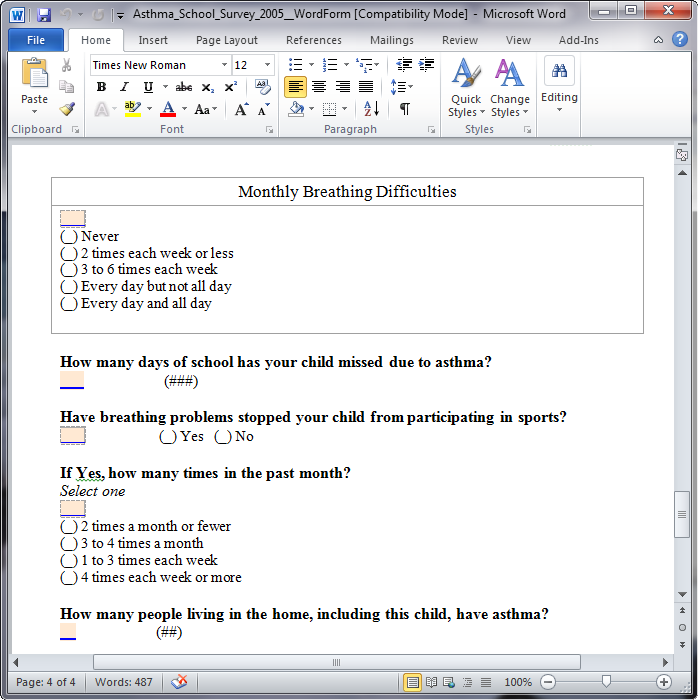 episuccess pro deployment word forms